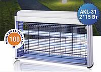 Ловушка для комаров, мух, мошек на 100м² Delux AKL-31