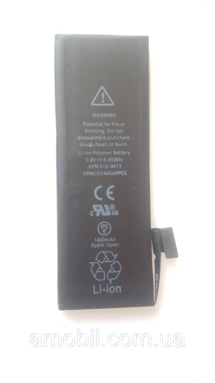 Аккумулятор iPhone 5  (APN:616-0613) 1440 mAh