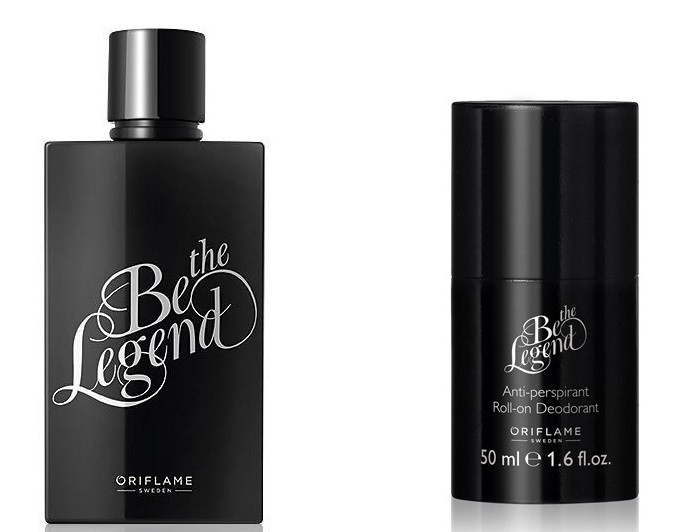 Набор Be the Legend Oriflame