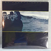 CD диск U2 - The Joshua Tree