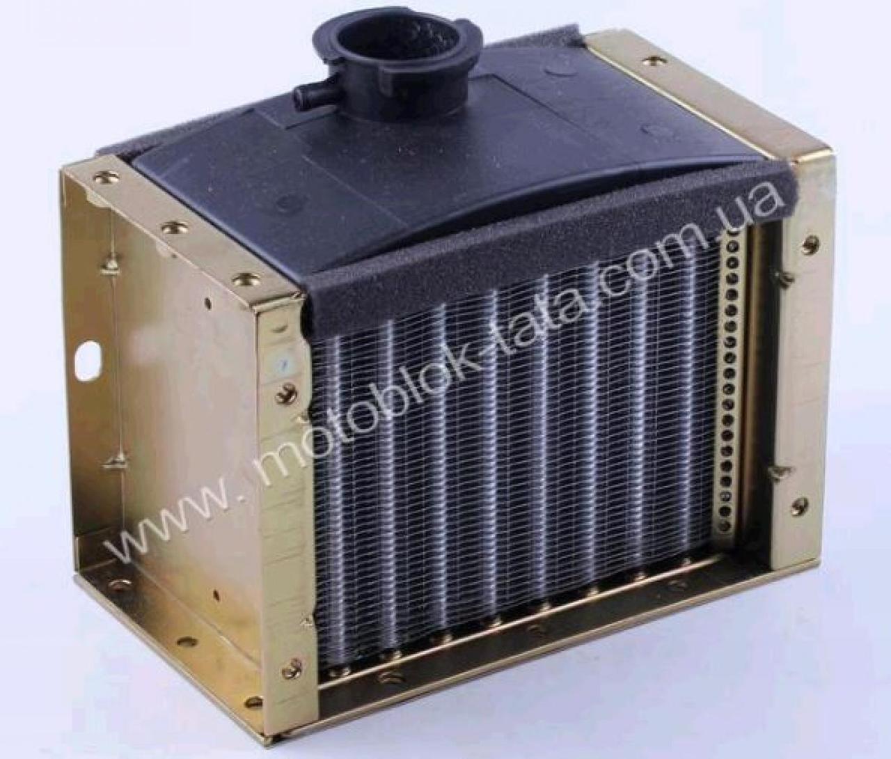 Радиатор на Мотоблок 175N/180N (7/9 Hp Лошадиных Сил) (алюминиевый) ST