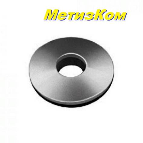 Шайба 5.5*16 с резиновым уплотнителем EPDM, фото 2