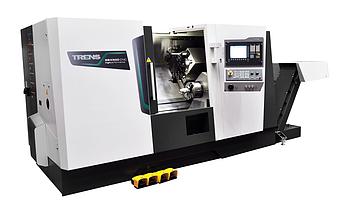 Токарный обрабатывающий центр TRENS серия SBX 500