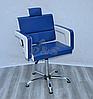 Парикмахерское кресло Фламинго на пневматике, фото 8