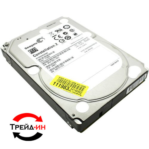 2.5-3.5 Seagate Constellation.2 500Gb (ST9500620NS), б/у