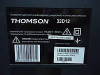 """Телевизор 32"""" Thomson L32D12 на запчасти, фото 1"""