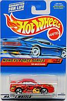 Базовая машинка Hot Wheels  '99 Mustang