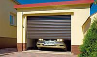 Роллета гаражная