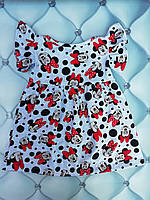 Платье девочке летнее Мини, р. 30 (98)