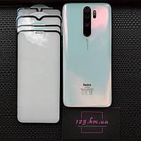 Защитное стекло BLADE PRO Series Full Glue Xiaomi Redmi Note 8T (black), фото 1