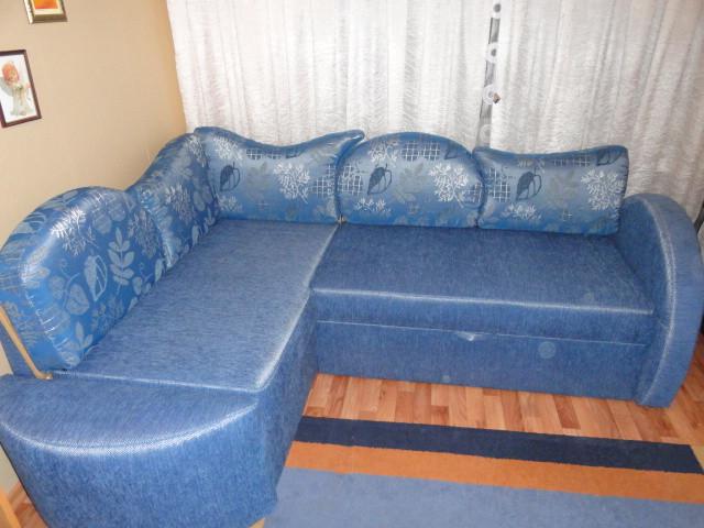 Угловой диванчик для детской