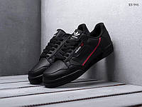 Мужские кроссовки Мужские кроссовки Adidas Continental 80 Black черные