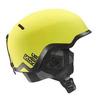 Горнолыжный шлем Salomon Hacker yellow matt, XXL 61-62 (MD)