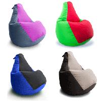 Бескаркасные кресла-мешки