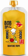 Пюре из Манго без сахара Bob Snail (400 грамм)