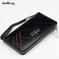 Кошелек клатч портмоне барсетка Baellerry Leather business Мужской SW009
