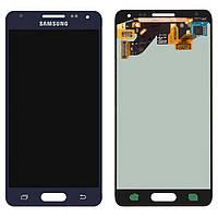 Дисплей + touchscreen (сенсор) для Samsung Galaxy Alpha G850F, черный, оригинал