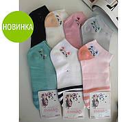 "Женские короткие носочки ""Kitten"" 95/6"