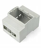 Корпус для Raspberry Pi model 4B з кріпленням на DIN рейку, фото 1