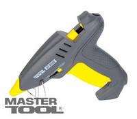 MasterTool Пистолет клеевой Ø 11,2 мм 400 Вт, 28 г/мин, регулятор  t 150-200, 42-0506
