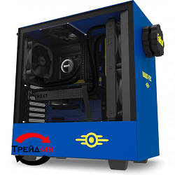 Корпус NZXT H500 Vault Boy Limited Edition (CA-H500B-VB)
