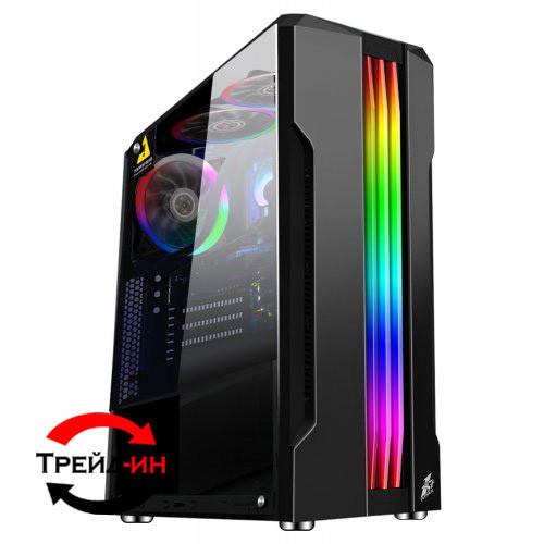 Гарантия! 1stPlayer Rainbow-R3 Color LED Black