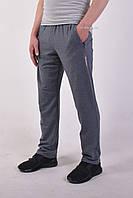 Размеры: 48/50/52/54. Мужские спортивные штаны Reebok (Рибок) / Хлопок /Трикотаж двухнитка - джинсовые