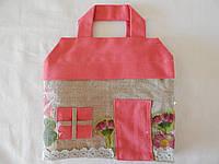 Кукольный домик - сумка