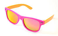 Детские зеркальные очки Wayfarer Polaroid (Р974 м-ор)