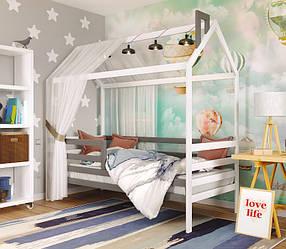 Детская кровать домик Том  80х190 см. ТМ Arbor Drev