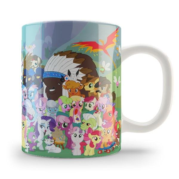 Кружка чашка  My little pony