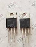 Транзистор BTS141 BTS141BKSA1 Infineon корпус TO-220-3, фото 2