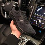 🔥 Мужские кроссовки спортивные повседневные New Balance Fresh Foam Arishi v3 черные оригинальные, фото 2