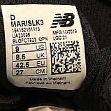 🔥 Мужские кроссовки спортивные повседневные New Balance Fresh Foam Arishi v3 черные оригинальные, фото 4