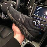 🔥 Мужские кроссовки спортивные повседневные New Balance Fresh Foam Arishi v3 черные оригинальные, фото 8