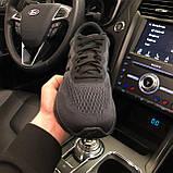 🔥 Мужские кроссовки спортивные повседневные New Balance Fresh Foam Arishi v3 черные оригинальные, фото 7