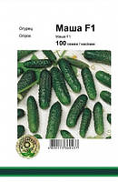 Огірок Маша F1 100 насінин, фото 1