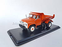 SSM модель автомобиля масовала ZIL-MMZ-555 масштаба 1/43