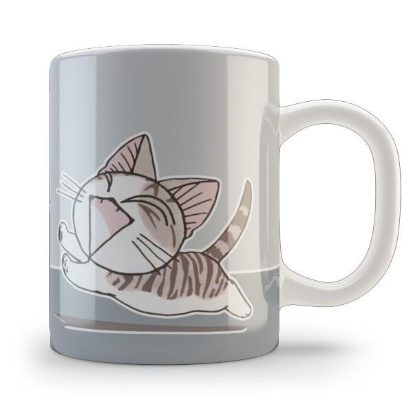Кружка чашка Милый дом Чии