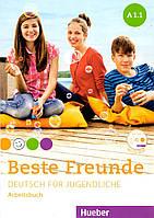 Beste Freunde A1.1 Arbeitsbuch