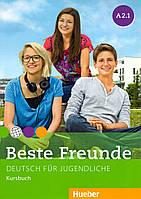 Beste Freunde A2.1 Kursbuch