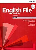 English File Elementary Workbook (4th edition)