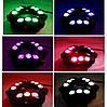 Светодиодный прибор 2в1 Spider moving head 9x10 RGBW laser RG, фото 9