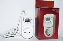 Терморегуляторы розеточные