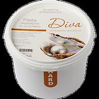 Сахарная паста для депиляции Diva жесткая 450 гр