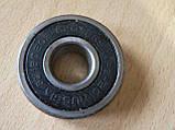 Подшипник 180203 - 6203 2RS шариковый закрытый D=42мм d=15мм h=13мм Россия АПЗ 20, фото 4