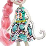 Лялька Энчантималс Білий тигр Тэдли і Кітті, фото 3