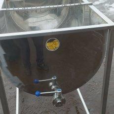 Ванна для сира на 200 литров