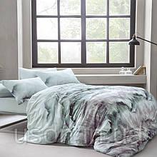 Комплект постельного белья сатин премиум TM Tivolyo Home FOREST