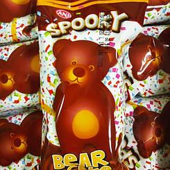 "Бисквит мишка ""Spooky bear"" шоколад 60 гр 24 шт"
